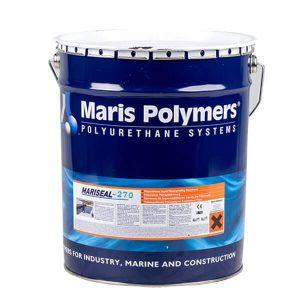 MARISEAL 270 là nhựa polyurethane dẻo nguyên chất kháng nước,1 thành phần dạng lỏng,