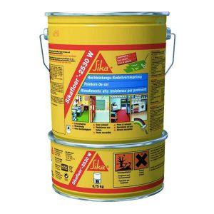 Sikafloor 2530 New RAL 6011/7032/7035 là chất phân tán nước gốc nhựa epoxy có màu,2 thành phần, hiệu quả cao.Là một chất bảo vệ chống sự xâm thực của muối cho tường trong đường hầm không tiếp xúc trực tiếp với mưa nắng